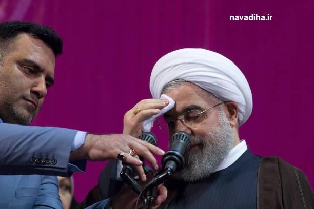 مداحی ترکی و تذکر به دولت روحانی!