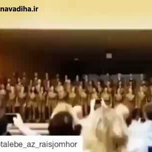 کلیپ خروجی های کلاس زبان فارسی ارتش اسرائیل/این افراد به طور ویژه در شبکه های اجتماعی برای تغییر ذائقه مردم ایران بکار گیری می شوند