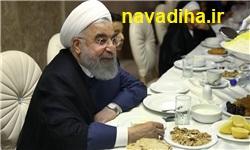 سوژه داغ اینستاگرام / چهره خشمگین مرتضی حیدری در گفتگو با روحانی!