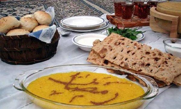 همه چیز درباره چی خوردن در سحری و افطاری / کامل