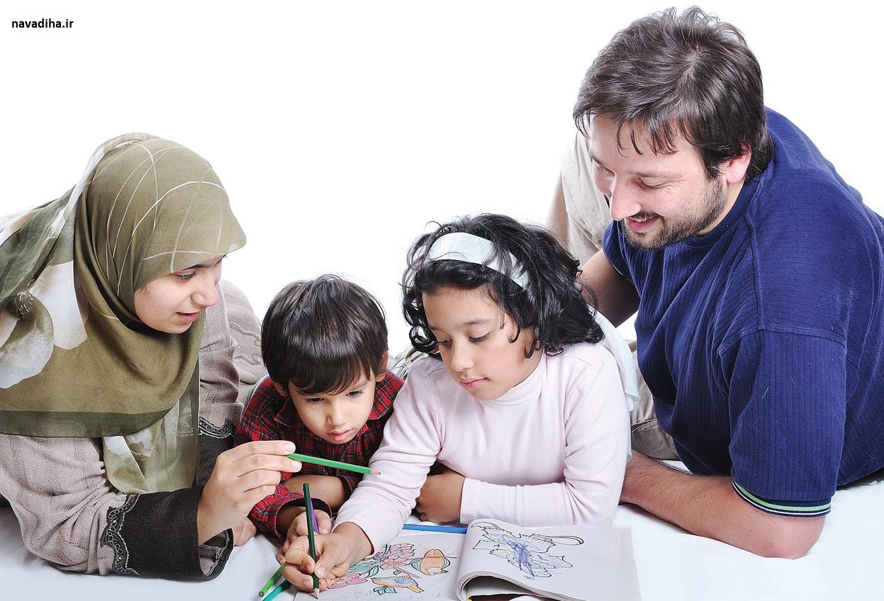 ️ پاداش تربیت صحیح دختر برای والدین