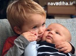 فیلم/پاسخ به نکاتی در مورد حسادت فرزند اول به فرزند دوم