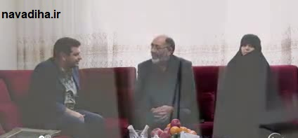 کلیپ دیدار رائفی پور با خانواده شهید محمدعلی بایرامی (شهید اغتشاشات دراویش)