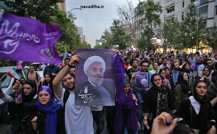 این کلیپ یکی ازدلایل پیروزی روحانی بود