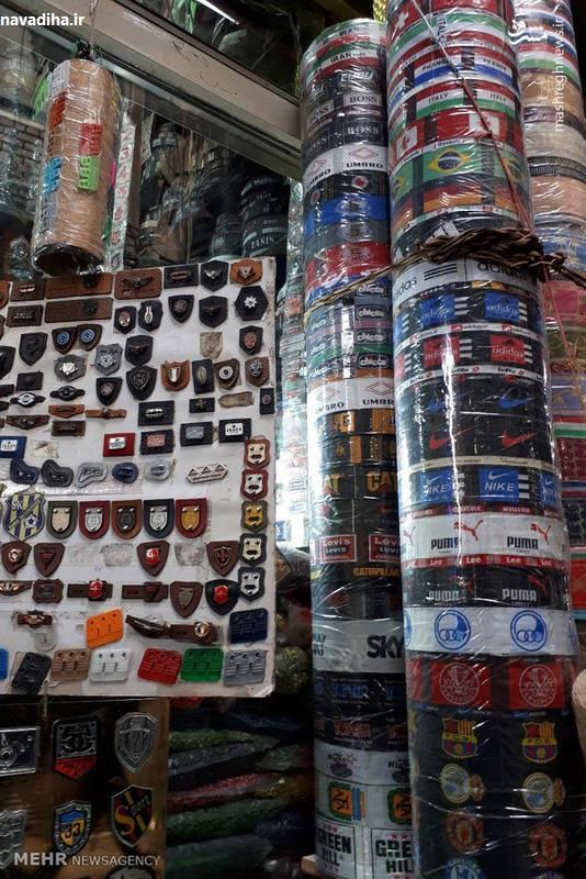 معضل مارکهای اجنبی روی پوشاک ایرانی!