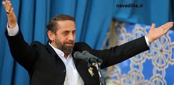 دانلود مداحی جدید و پرشور و سه زبانه حاج احمد واعظی