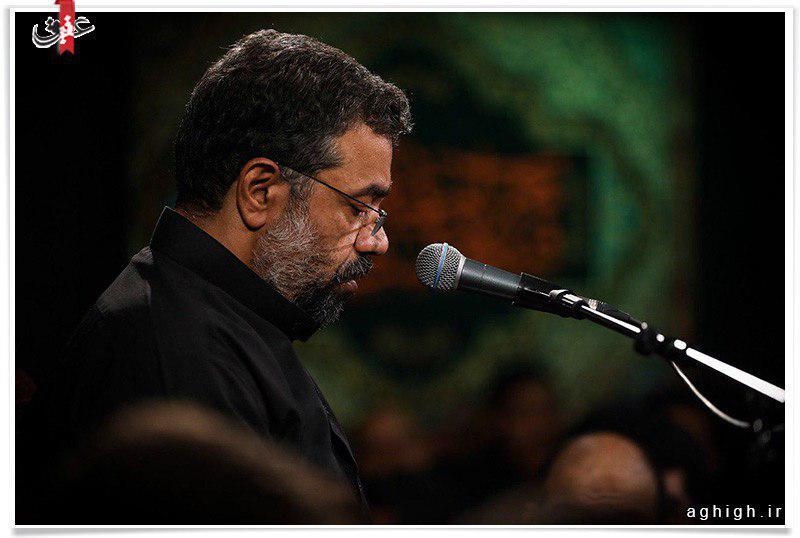 دانلود مداحی جدید حک میشه روی سنگ قبرم این ، سینه زن رایه العباسه حاج محمود کریمی