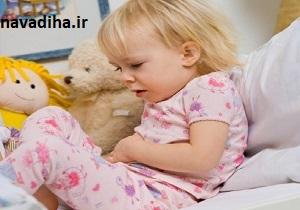 درمان خانگی اسهال و استفراغ کودکان در تابستان