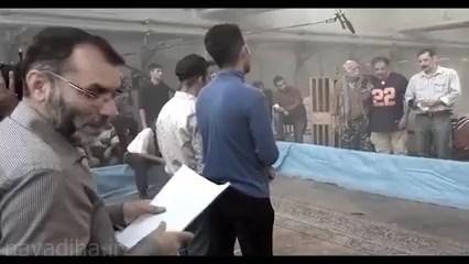 تیکه فیلم از زندانی ها آخرین ساخته مسعود ده نمکی – جالب