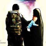 دانلود آهنگ لحظه خداحافظی با صدای مرتضی حیدری - تقدیم به همسران و مادران مدافعان حرم