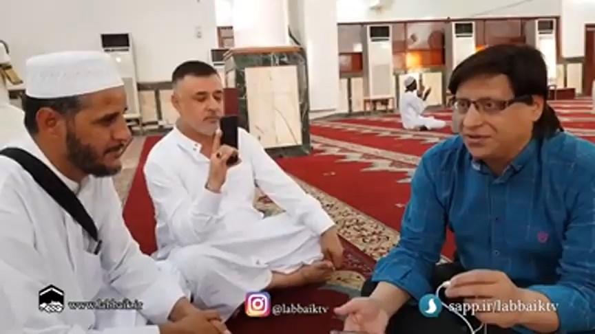 مستند کوتاه مباهله و تلاوت زیبای استاد محمد پورعاشوری