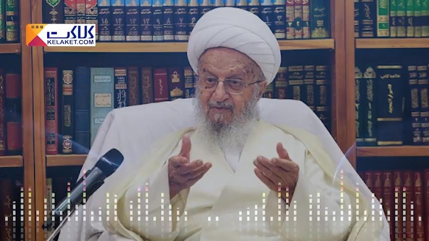 توضیحات آیت الله مکارم شیرازی درباره ماجرای برنده باش و مسابقات مشابه
