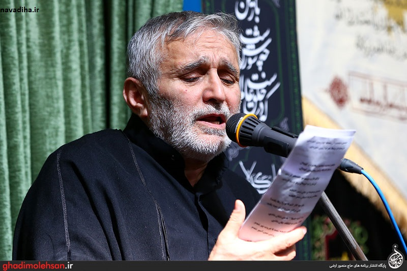 دانلود مناجات توبه جوان گنه کار بغدادی با صدای حاج منصور ارضی