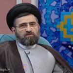 سخنان تند و منطقی حجت الاسلام قمی به نظر سنجی روحانی