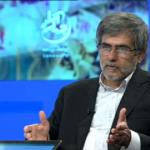 صوت برنامه جنجالی جهان آرا با حضور دکتر فریدون عباسی دانشمند هسته ای
