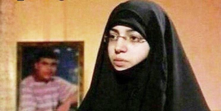 دختر سید حسن نصر الله