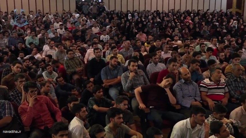سخنرانی جدید و جنجالی استاد رائفی پور در شیراز مرداد ۹۸