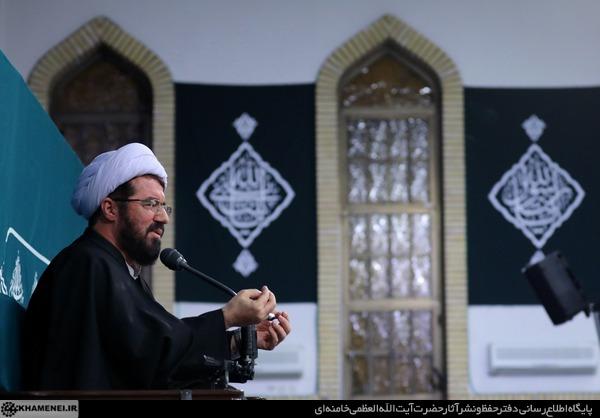 دانلود سخنرانی حجت الاسلام مسعود عالی بیت رهبری ۹۷ فاطمیه دوم