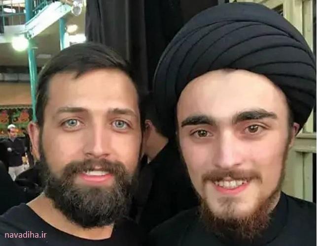 کلیپ تیکه سنگین کارشناس برنامه شبکه چهار به سید احمد مصطفوی (خمینی)