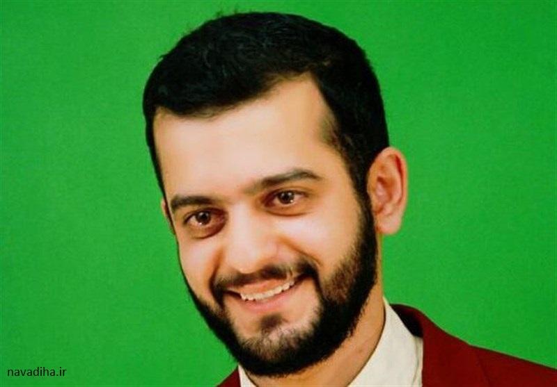 شعرخوانی کوبنده انقلابی و احساسی زیبا از شاعر جوان مجید تال دیدار مداحان ۹۷