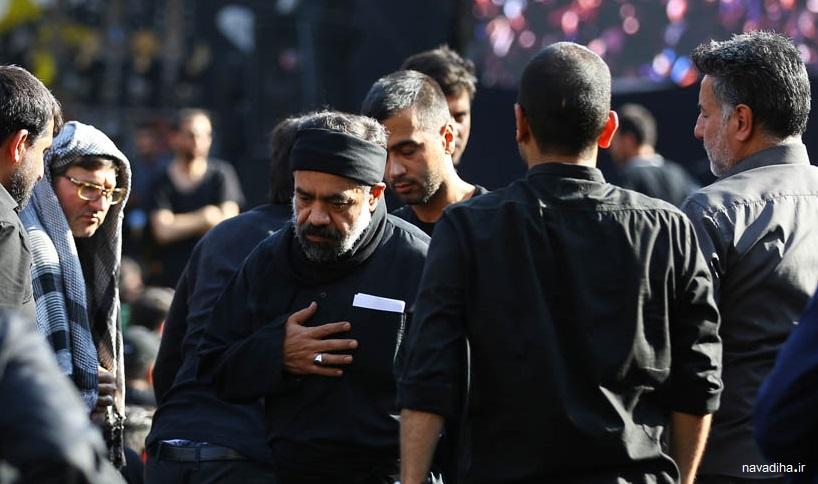 دانلود مداحی وای وای خدایا برادر تشنم محمود کریمی ۹۸ شب عاشورا
