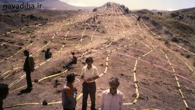 عکسهای کشتی نوح کشف شده در کوه های آرارات ترکیه