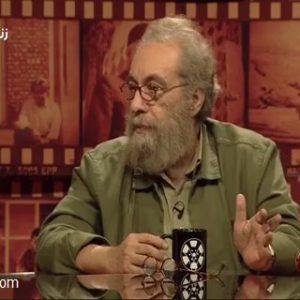 فیلم نظرات جالب مسعود فراستی در مورد پیاده روی اربعین