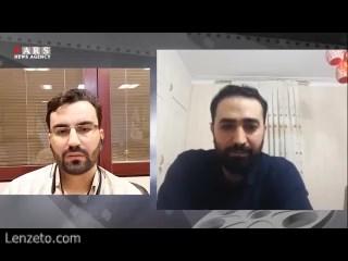 دانلود نقد سریال پایتخت ۶ دکتر وحید یامین پور لایو اینستاگرام