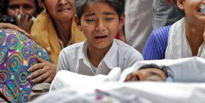 کشتار وحشیانه مسلمانان در هند (۲)