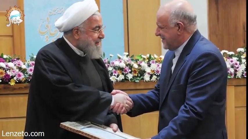 کلیپ حسن عباسی، روحانی و زنگنه باید محاکمه شوند!