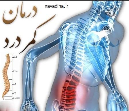 روش جالب طب اسلامی  سنتی برای دردمان کمر درد و سیاتیک