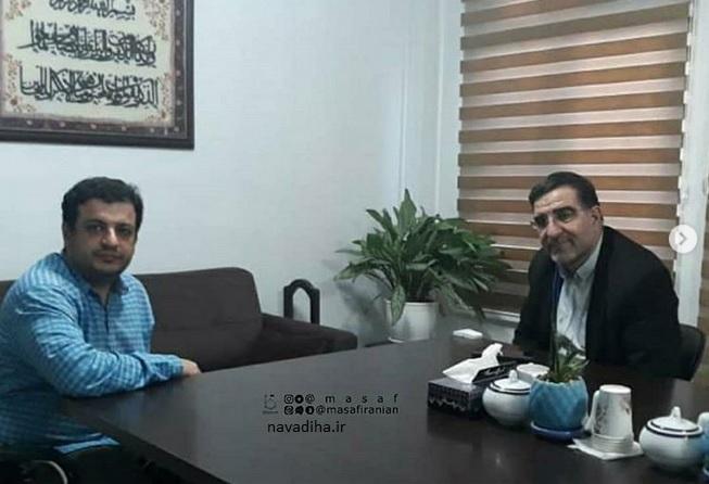 دانلود صوت لایو استاد رائفی پور با آقای امیر آبادی فراهانی در مورد شفافیت و فساد