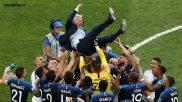 منتخب آفریقا و فرانسه در مقابل کرواسی برد و قهرمان شد