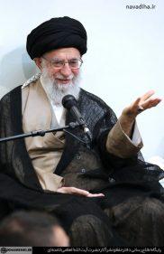 رهبری و وعده گوشمالی سخت برای تروریست های حادثه اهواز